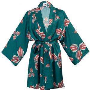 Découvrez notre Kimono pour femme Bali Green, le must dans votre garde robe